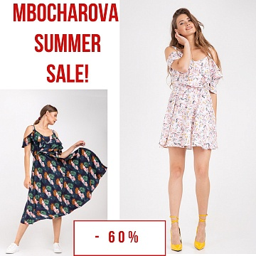 MBocharova Summer Sale!